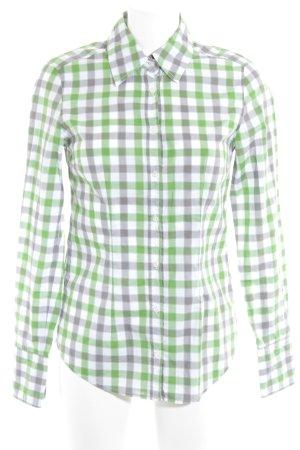 0039 Italy Shirt Blouse check pattern boyfriend style