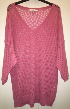 0039 Italy Cashmere Jumper pink