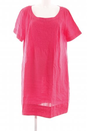 0039 Italy Shortsleeve Dress pink casual look