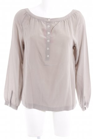 0039 Italy Long Sleeve Blouse sage green casual look