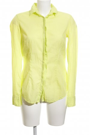 0039 Italy Long Sleeve Blouse meadow green casual look