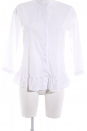 0039 Italy Camisa de manga larga blanco estilo «business»