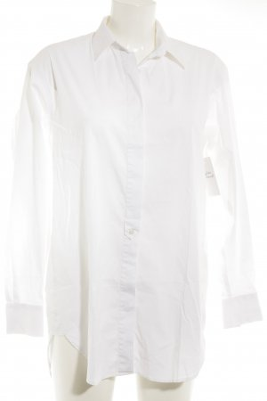 0039 Italy Long Sleeve Shirt white casual look