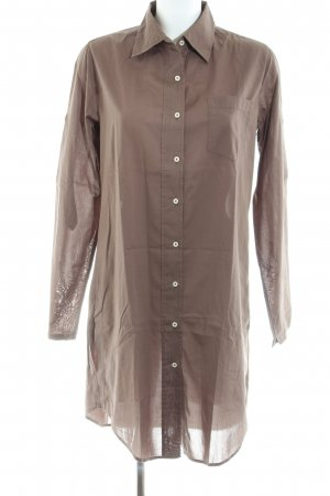 0039 Italy Long Blouse natural white casual look