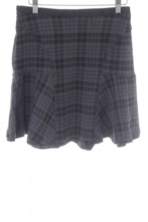 0039 Italy Miniskirt multicolored casual look