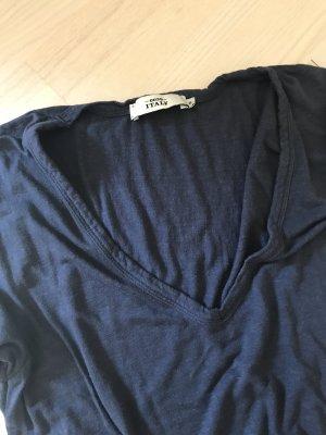 0039 Italy Shirt Blau Gr. M