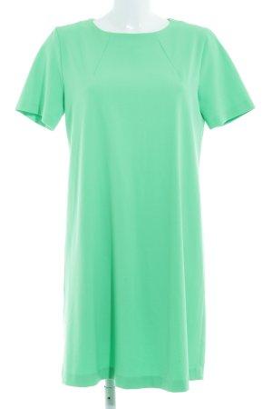 0039 Italy Shirtkleid neongrün Casual-Look