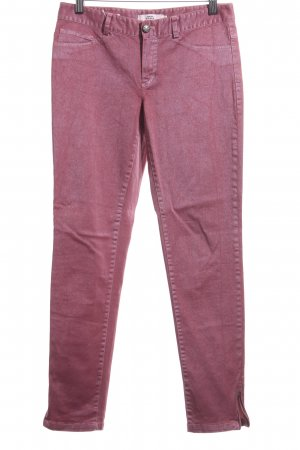 0039 Italy Skinny Jeans pink Casual-Look