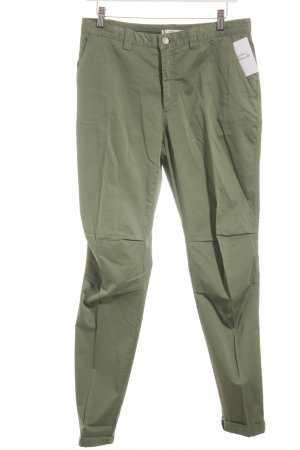 0039 Italy Jersey Pants khaki simple style