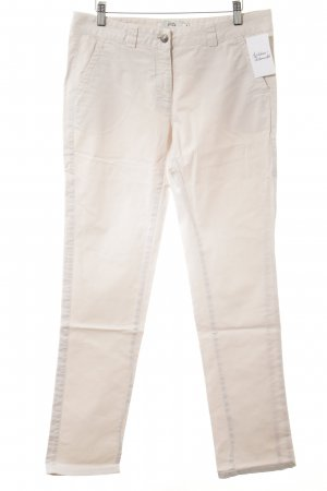 0039 Italy Straight Leg Jeans cream simple style