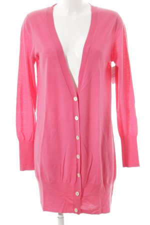 0039 Italy Strick Cardigan pink extravaganter Stil