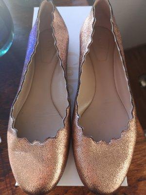 0riginal Ballerinas Chloe flats Gr. 37,5 in rosegold