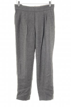 1--01 Babaton Jersey Pants dark grey-taupe business style