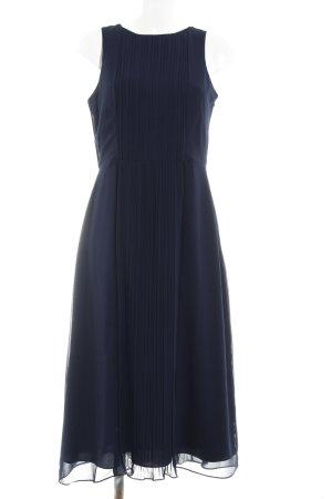 1.2.3 Paris Abendkleid dunkelblau Elegant
