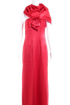 1.2.3 Paris Abendkleid rot Elegant