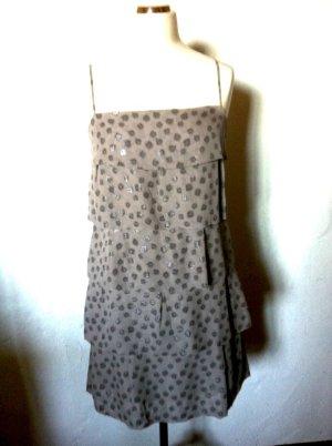 1.2.3. Paris - bezauberndes Seidenkleid - Partykleid - Größe 42