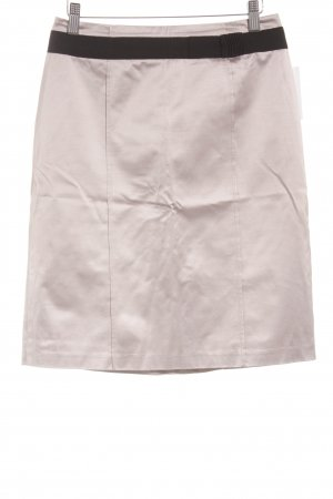 1-2-3 Paris Pencil Skirt grey lilac-silver-colored shimmery