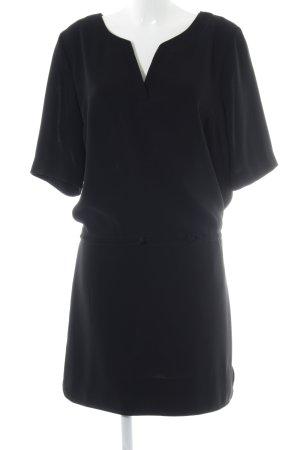 1.2.3 Paris Blusenkleid schwarz Elegant