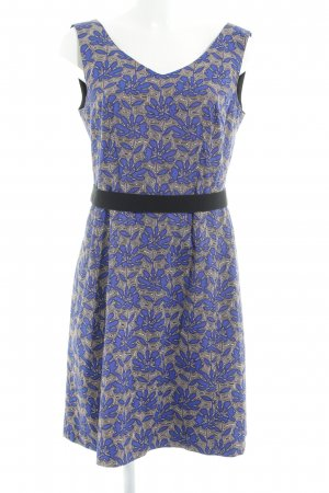 1.2.3 Paris Cocktail Dress abstract print casual look