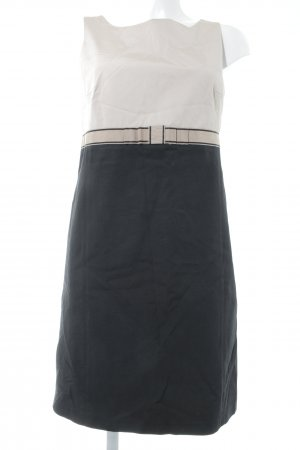 1.2.3 Paris Sheath Dress nude-black Paris-Look