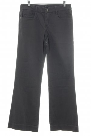1.2.3 Paris Pantalón de cinco bolsillos gris antracita look casual
