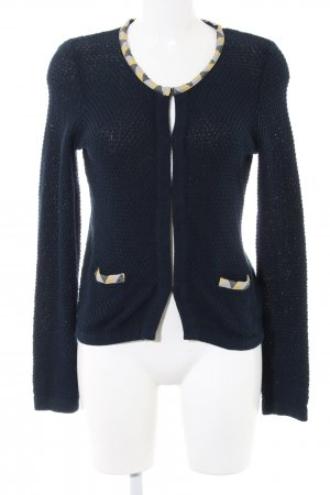 1.2.3 Paris Cardigan all'uncinetto multicolore stile professionale