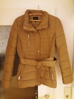 1.2.3 Paris Winter Jacket gold-colored-sand brown