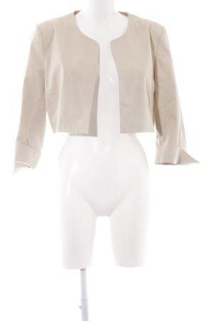 1.2.3 Paris Kurz-Blazer beige Business-Look