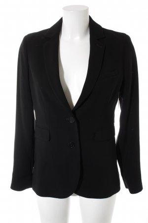 1.2.3 Paris Blazer corto negro estilo «business»