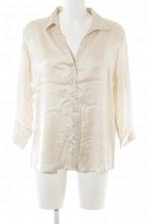 1.2.3 Paris Langarm-Bluse creme Business-Look