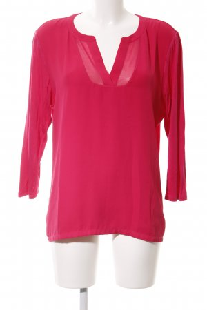 1.2.3 Paris Long Sleeve Blouse red casual look