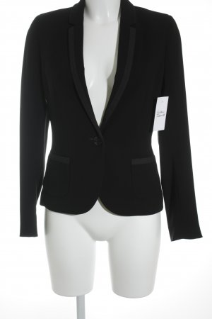 1-2-3 Paris Smoking-Blazer schwarz Business-Look