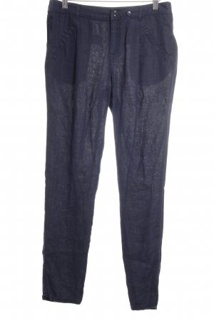 1-2-3 Paris Stoffhose blau Casual-Look