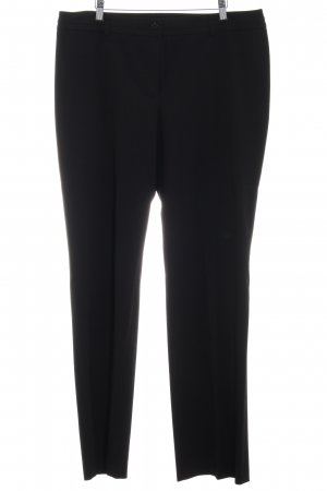 1.2.3 Paris Stoffhose schwarz Business-Look