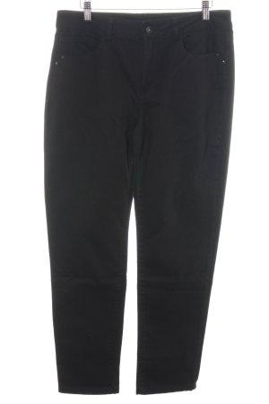 1.2.3 Paris Straight-Leg Jeans schwarz Casual-Look