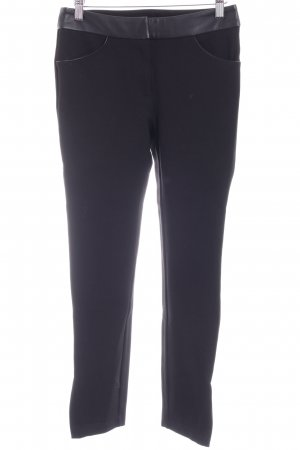 1.2.3 Paris Stretch Trousers black casual look