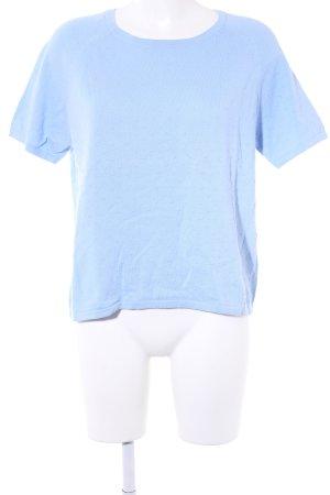 1.2.3 Paris Camicia maglia azzurro stile casual