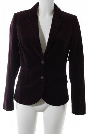 1.2.3 Paris Sweat Blazer blackberry-red-brown red classic style