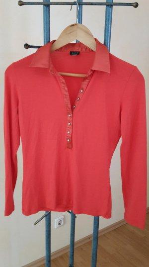 1.2.3 Paris Sweat Shirt red-bright red mixture fibre