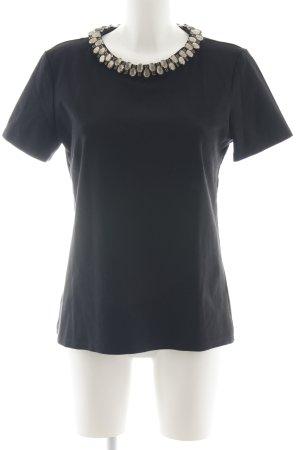 1.2.3 Paris T-Shirt schwarz Casual-Look