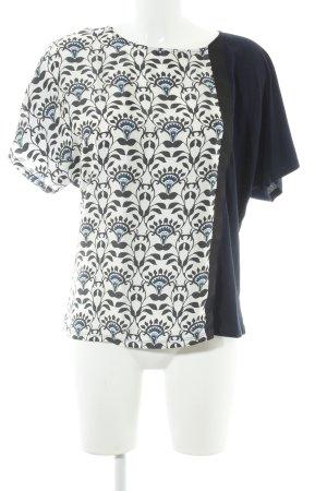 1.2.3 Paris T-Shirt floral pattern casual look
