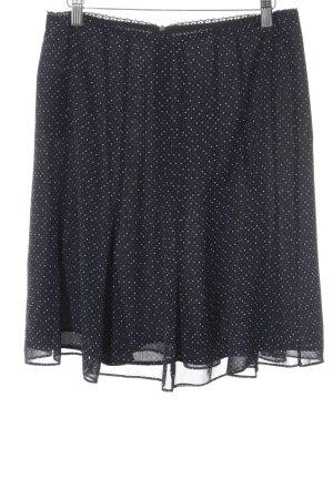1.2.3 Paris Flounce Skirt spot pattern classic style