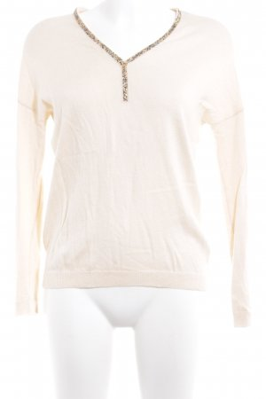 1.2.3 Paris Wollpullover nude Casual-Look