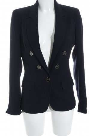 1.2.3 Sweatblazer dunkelblau Business-Look