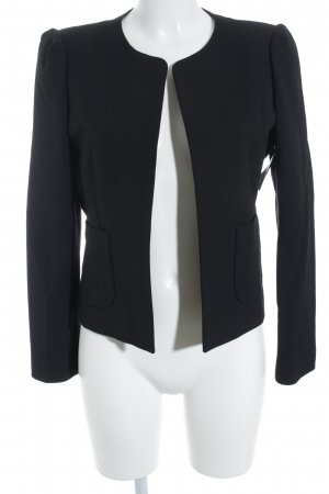 1.2.3 Blazer sweat noir style d'affaires