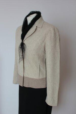 1.2.3. Un Deux Trois Paris leichte Jacke aus 70% Wolle