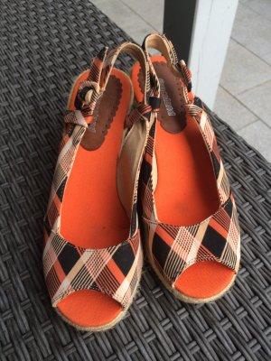 Deichmann High-Heeled Sandals multicolored