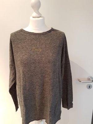 10 Days Camicia grigio scuro-antracite
