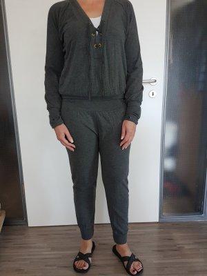 10 Days Jumpsuit donkergrijs
