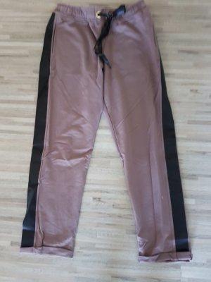 10 Days Pantalone nero-viola-grigio